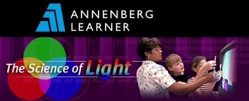 Annenberg Learner Science of Light logo