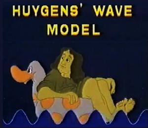 Huygens Wave Model logo