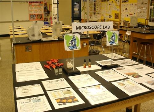 Introductory Microscope Lab 2017