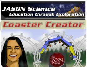 Jason Project - Roller Coaster logo