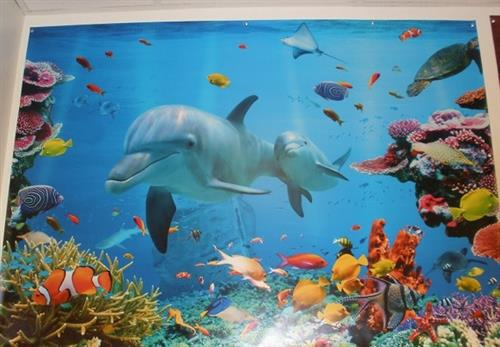 Sea poster large 2018
