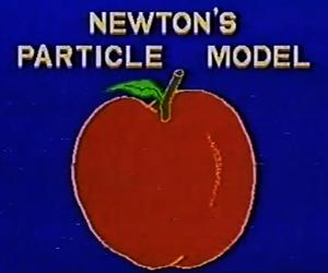 Newtons Particle Model web logo