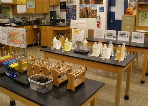 Nutrient Lab Tables 2019