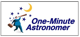 One Minute Astronomer logo