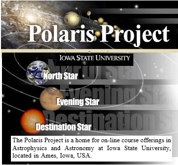 The Polaris Project logo