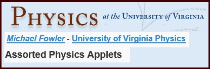 U of Virginia Physics