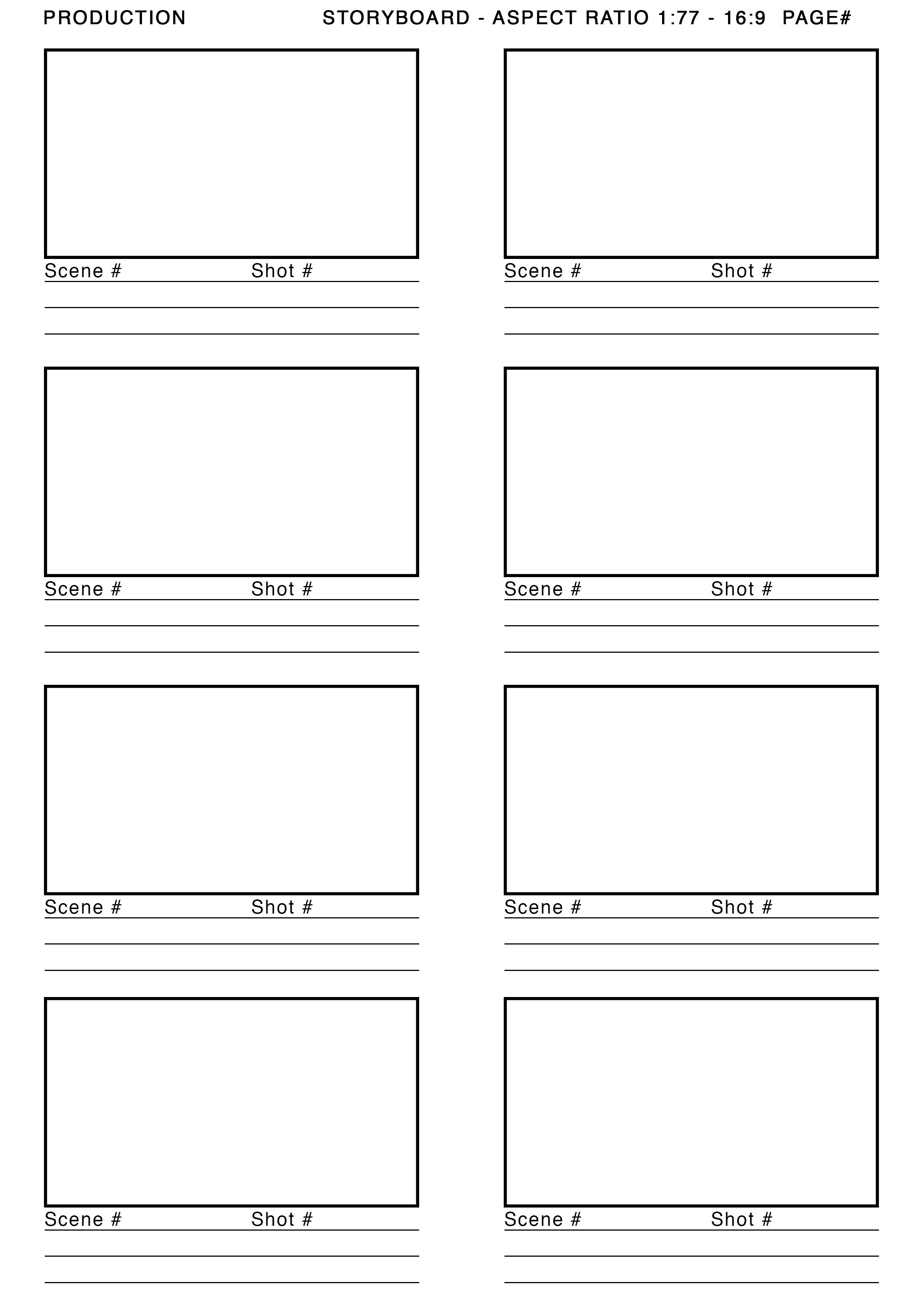 patricia richard storyboard folder. Black Bedroom Furniture Sets. Home Design Ideas