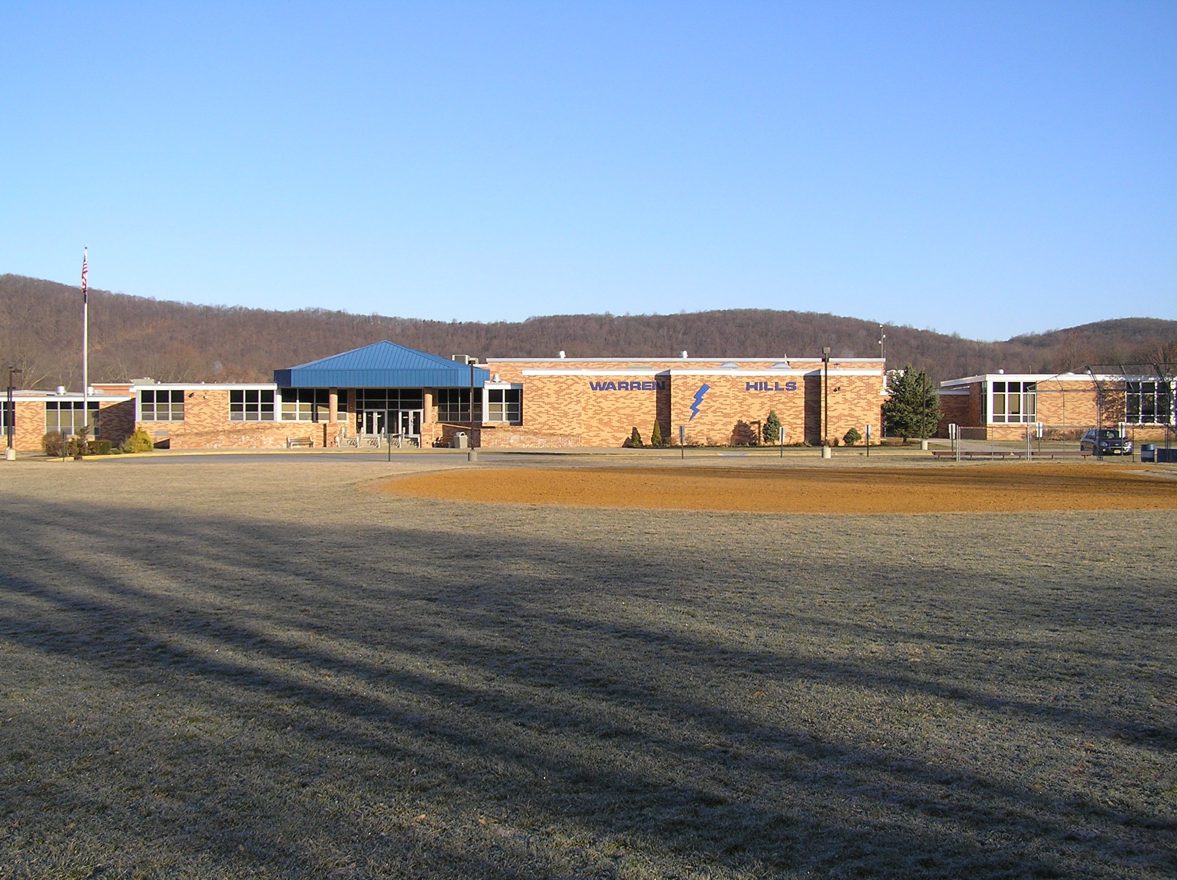High School on Jackson Valley Road